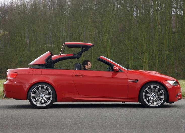 2009 BMW M3 Convertible UK Version