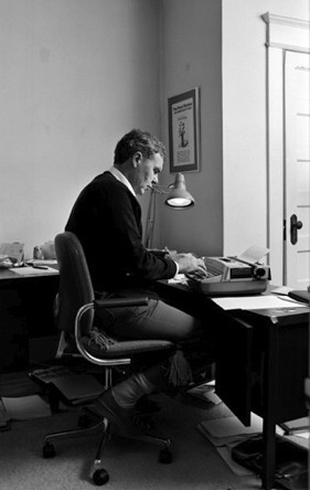 That's all we have, finally, the words, and they had better be the right ones. - Raymond Carver