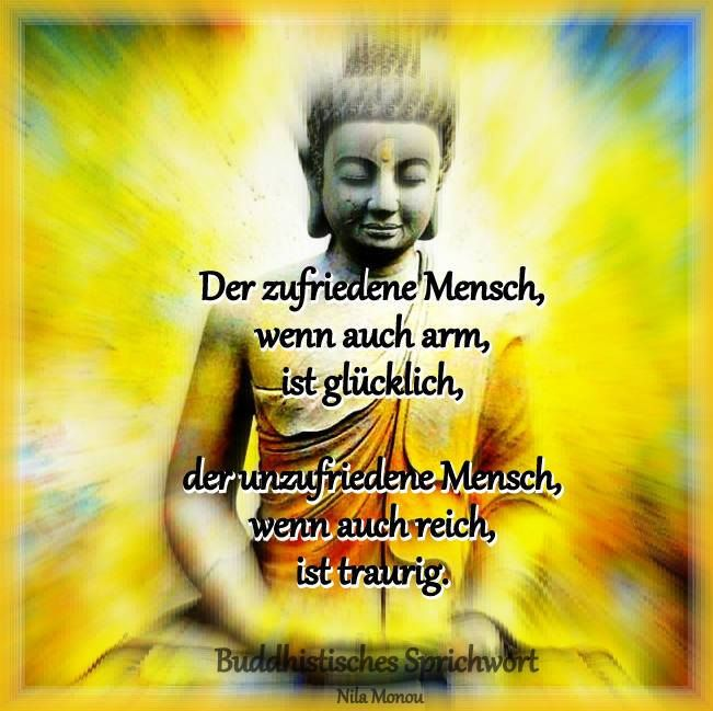 Nilamonou Buddha Buddhistischeweisheiten Lebensweise