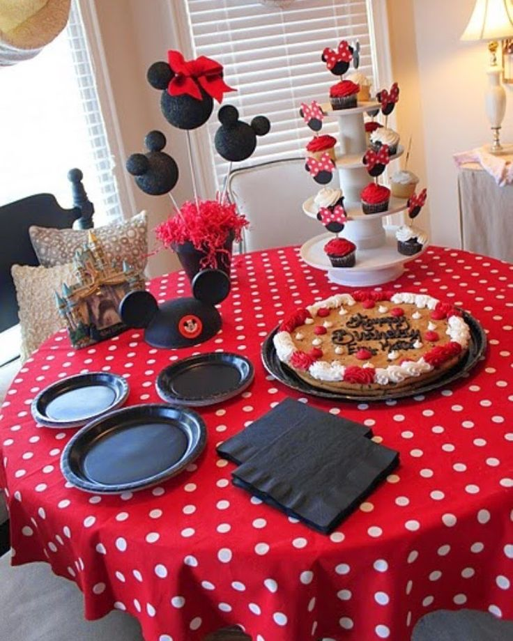 Breakfast with Minnie Party, Minnie Mouse birthday party, minnie mouse decorations, minnie mouse centerpieces, minnie mouse decor