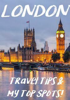 L O N D O N | Travel tips