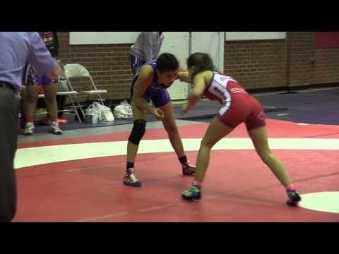 2015 Stu Hart Dual: Exhibition Alexia Seal (BC) vs. Sariyah Jones (USA)