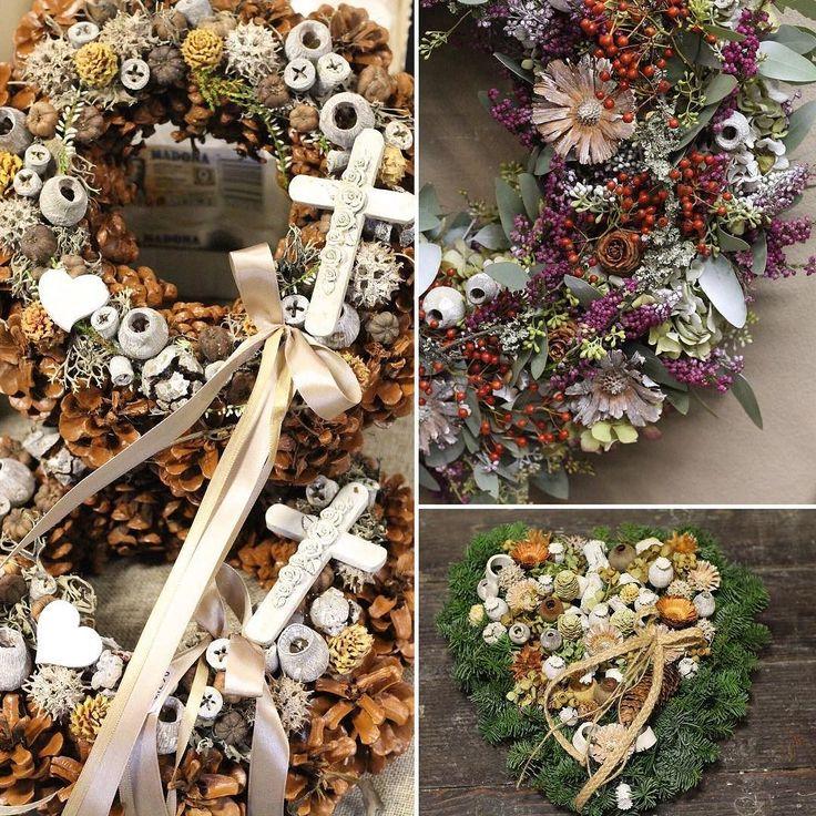 Nech sa páči ponúkame krásne dekorácie na spomienku - Dušičky. Srdiečka venčeky partery živé chryzantémy vresy a elegantné kahance.  #kvetysilvia #kvetinarstvo #kvety #dusicky #love #instagood #cute #follow #photooftheday #beautiful #tagsforlikes #happy #like4like #nature #style #nofilter #pretty #flowers #design #awesome #florist #home #handmade #flower #summer #heart #autumn #floral #naturelovers #picoftheday