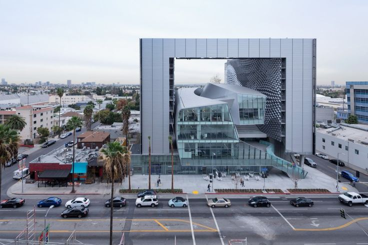 Morphosis Architects Headline AIA's 2015 Technology In Architectural Practice Innovation Awards
