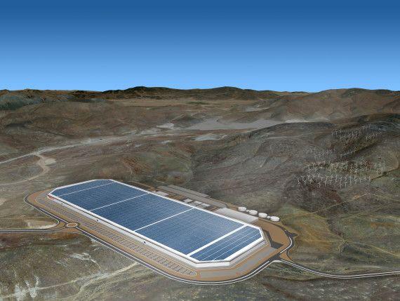 Nouă fabrică Tesla va fi imensă şi alimentată cu energie regenerabilă