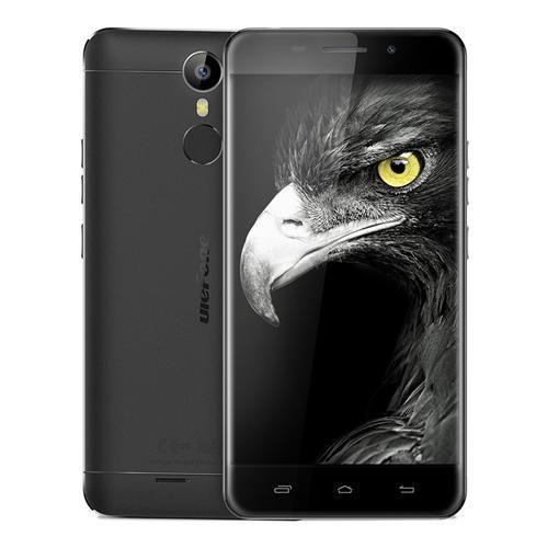 Ulefone Metal 5.0inch MTK6735 3GB 16GB Smartphone - Black
