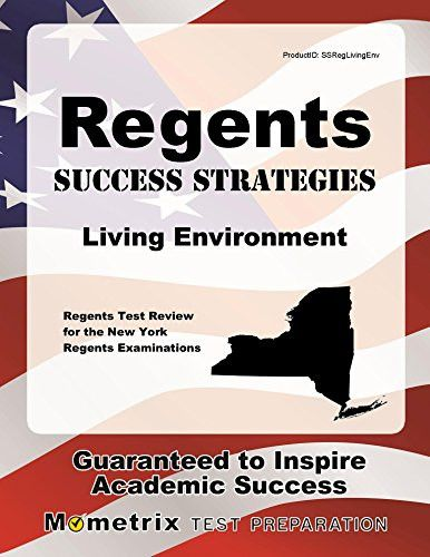 Regents Success Strategies Living Environment Study Guide: Regents Test Review for the New York Rege