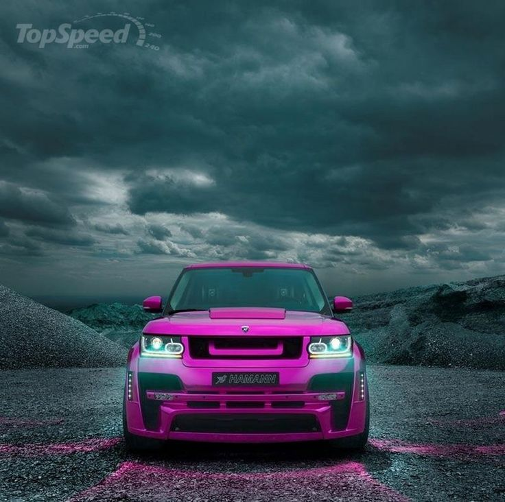 2013 Range Rover Mystere by foto Hamann - doc507551