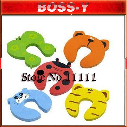 Cartoon Baby Safety Door Card Baby Safety Products Prevent the Door Bruised Hand.1lot/10piece.Free Shipping on AliExpress.com. 5% off $5.69