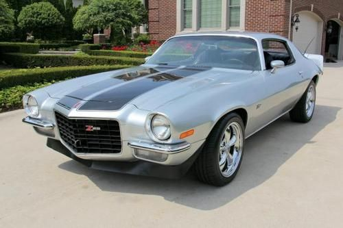 Chevrolet : 1971 Camaro Z28