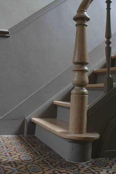 couleur escalier sobre www.d-id.be