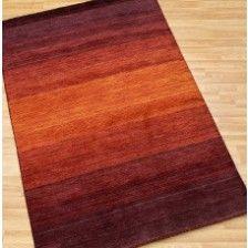 Rainbow Terracotta Rug