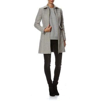 Manteau femme Brandalley, craquez sur le Manteau gris Kookai prix promo Brandalley 219.00 €