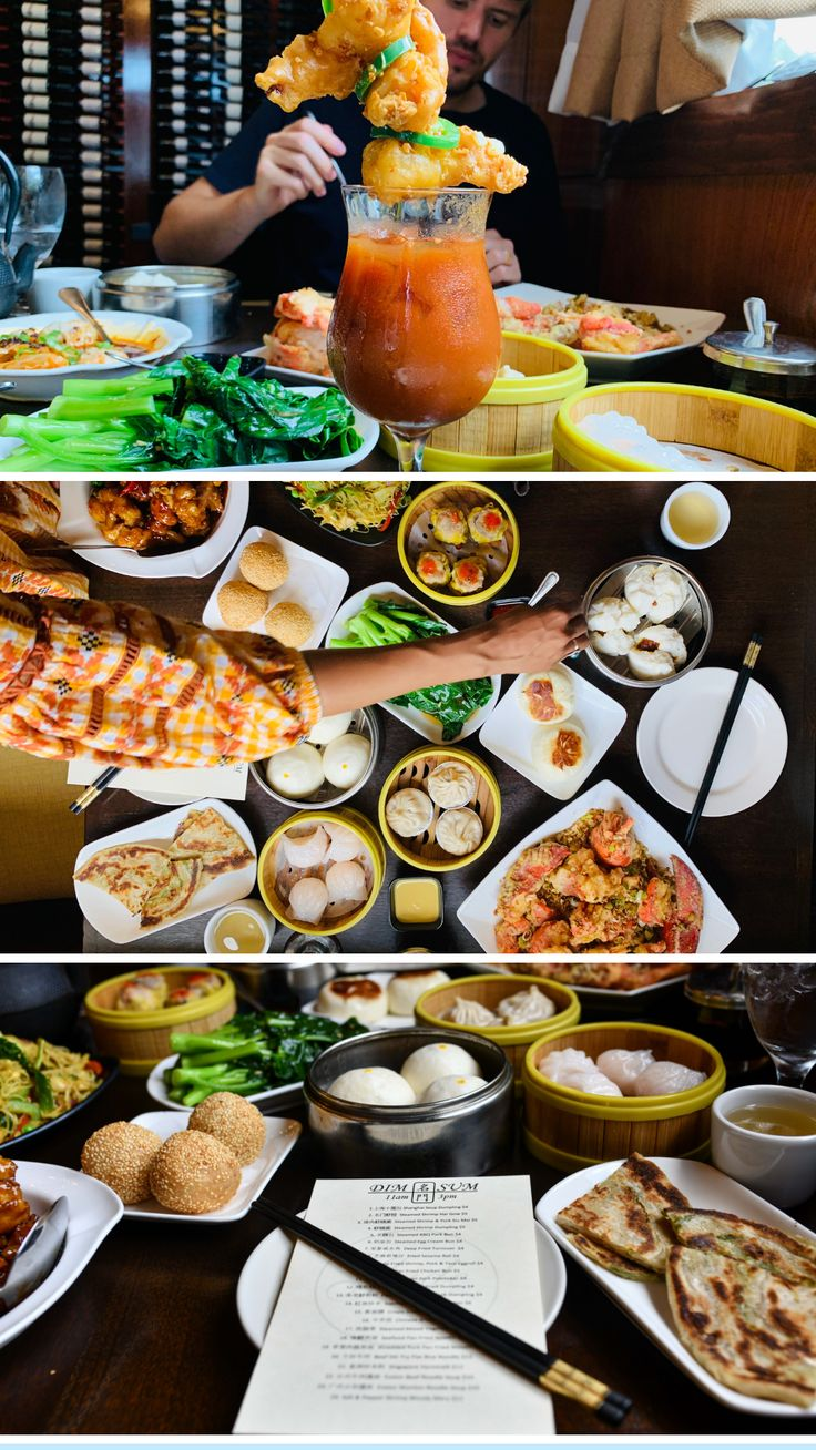 Add some dim sum into your life check out my post on the