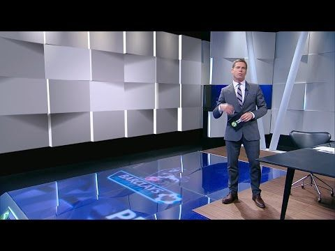 Breaking the virtual wall with the Stype kit and Viz virtual studio - YouTube
