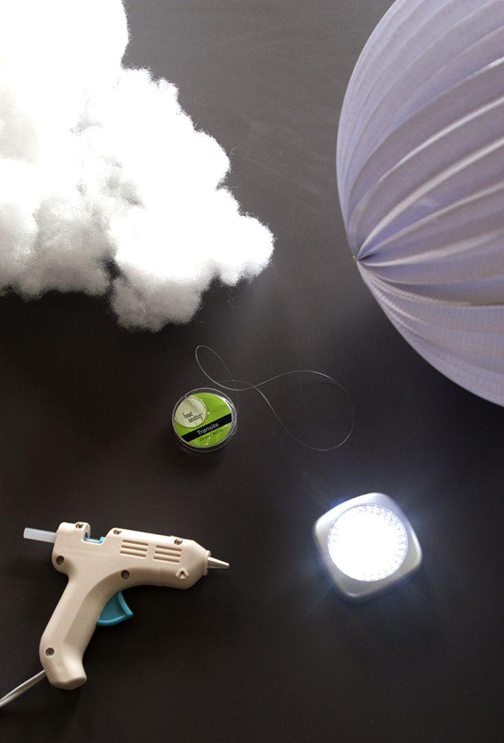 25+ Best Ideas About Diy Cloud Light On Pinterest