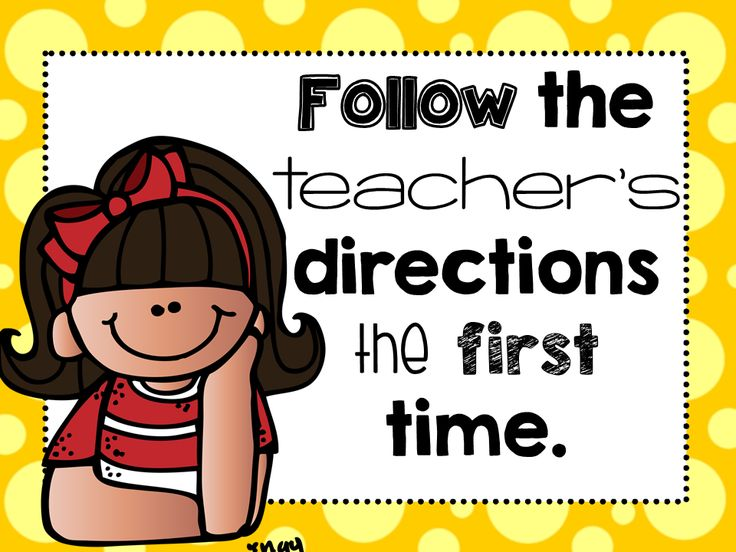 Collaborative Classroom Rules ~ Classroom rules freebie kinderland collaborative