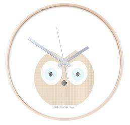 MON. Design Haus | HUNTER THE OWL 73cm Clock