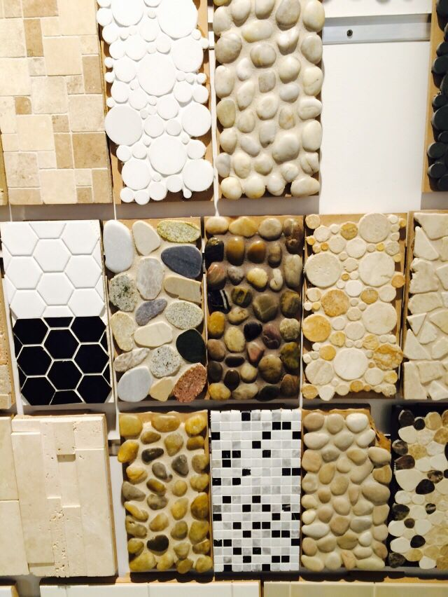 How To Choose A Pebble Tile For A Shower Floor