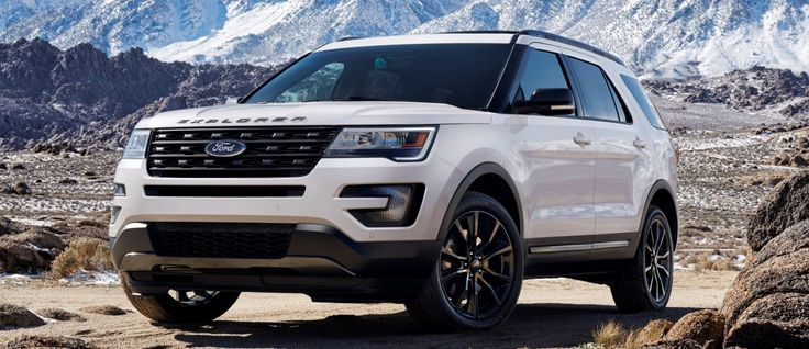 Nice Ford 2017: 2017 Ford Explorer XLT Sport Pack Is High-Impact Styling Upgrade with Blacked-Out Trims, New LED Fogs! Car24 - World Bayers Check more at http://car24.top/2017/2017/05/07/ford-2017-2017-ford-explorer-xlt-sport-pack-is-high-impact-styling-upgrade-with-blacked-out-trims-new-led-fogs-car24-world-bayers-2/