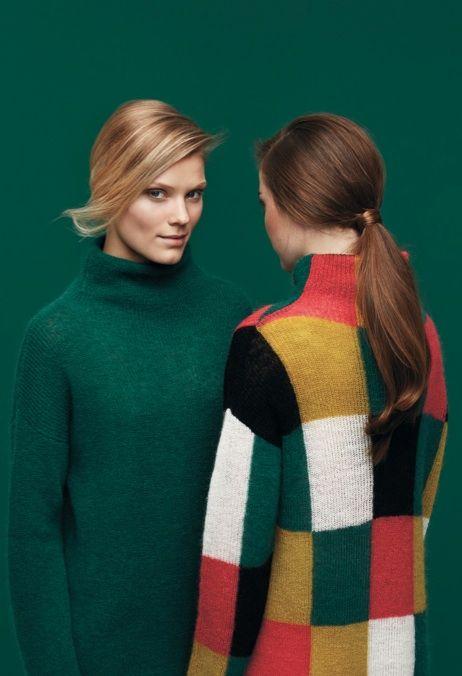 Marimekko Winter 2013: Kisu sweater