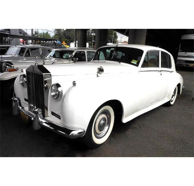 Photo Of 60 Silver Cloud Ii P5dc With Images Rolls Royce