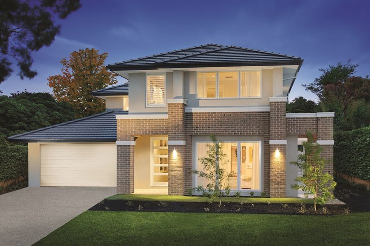 House Design - Marbella 42 - Porter Davis Homes (Melrose facade)