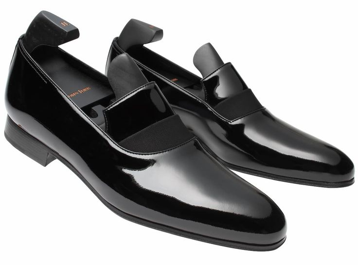 John Lobb Odessa slip-ons Bid on this stylish pair of handcrafted leather shoes