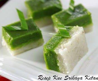 Resep Kue Srikaya Ketan..or otherwise known as mmmmm
