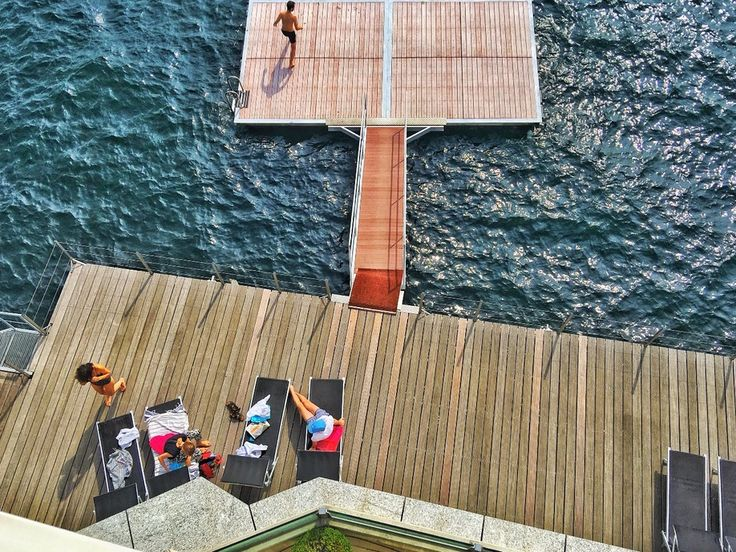 3,5 Zimmer Wohnung in #Locarno punktet mit dem See direkt vor der Haustür!