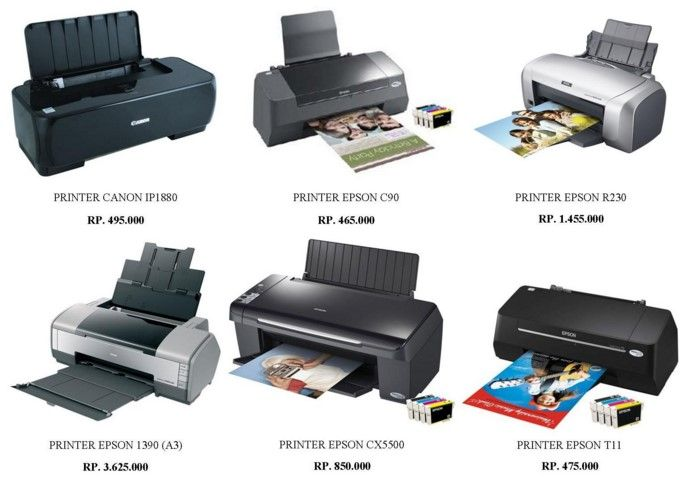 Daftar Harga Printer Canon  http://zona9harga.com/daftar-harga-printer-canon/