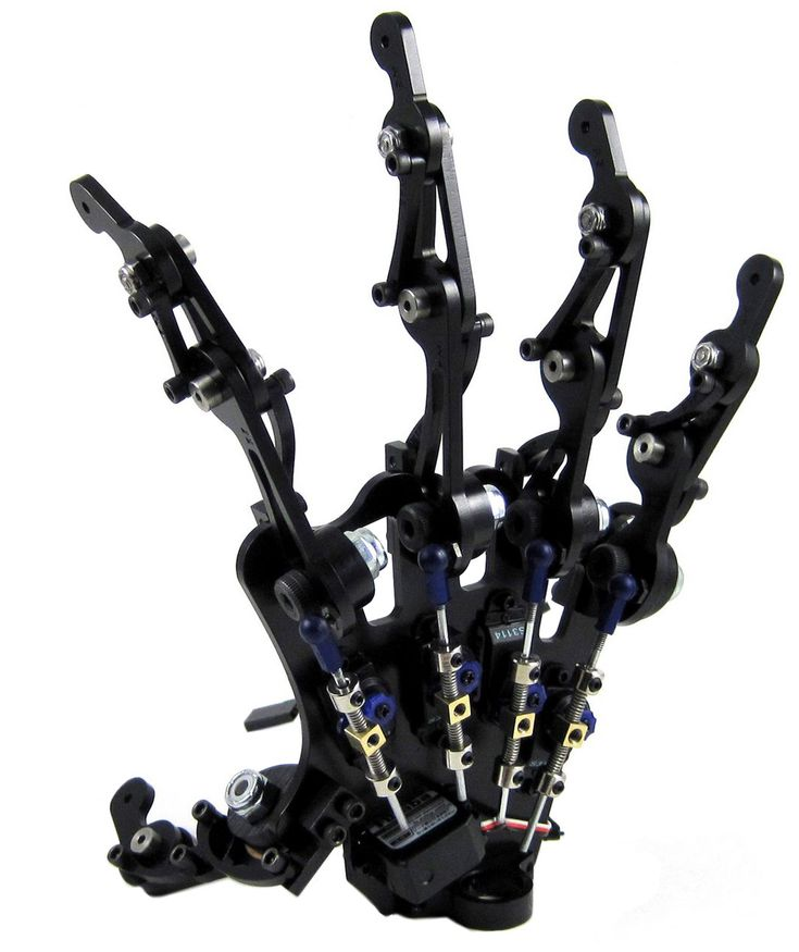 Robot Hand                                                                                                                                                                                 More