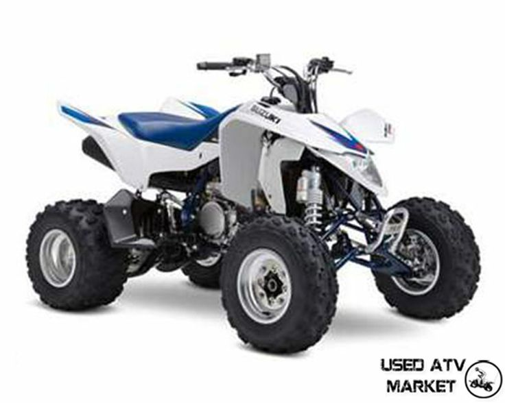 Search Used 2009 #Suzuki Quadsport z400 #Four_Wheeler_ATV in Three Bridges, NJ, USA by Burgers motorcycles for $ 6499 at UsedAtvMarket.Com  Follow @shinshin tetera Suzuki Cycles @UsedAtvMarket