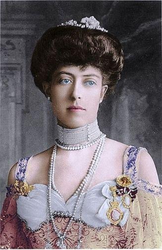 Princesa Vitória Alexandra Do Reino Unido - Da Dinamarca Web Site