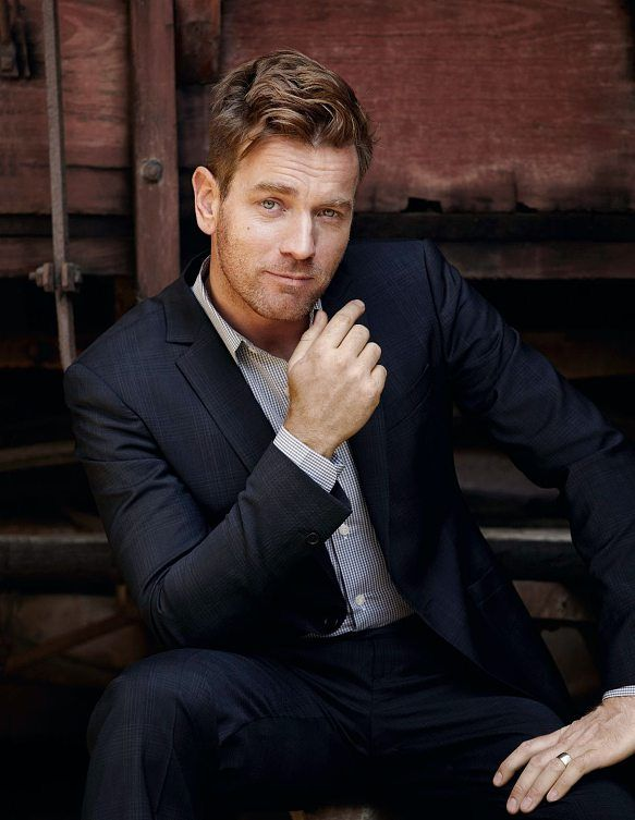 Ewan McGregor just Stop! You're killing me man.