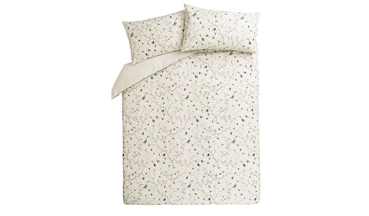 Trailing Floral Natural Duvet Cover, read reviews and buy online at George at ASDA. Shop from our latest range in Home & Garden. A neutral duvet set like thi...