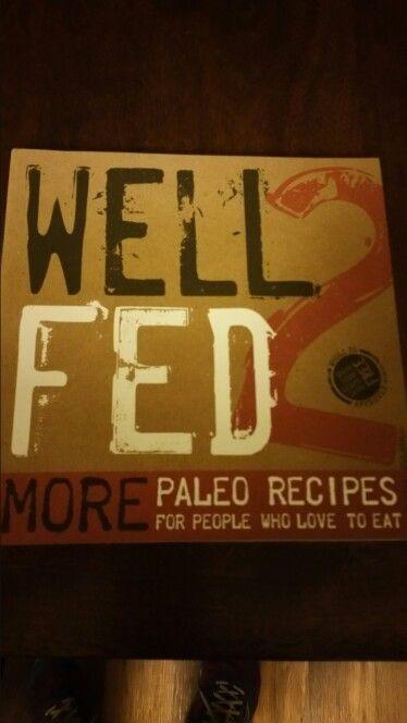 Well fed 2 cookbook