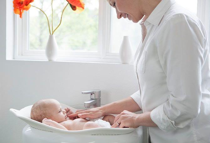 【楽天市場】puj flyte パジ 乳児用コンパクト沐浴タブ (ベビーバス お風呂 ベビー 赤ちゃん baby bath):赤ちゃんの肌着 ほほえみ工房