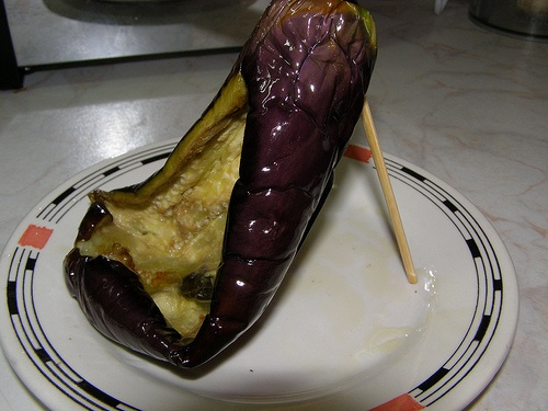 how to cook asian eggplant