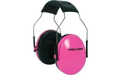 Peltor Prot Jr Earmuff Pink