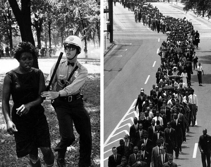 Marche pour l'égalité des droits civiques