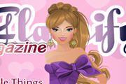 Barbie Kapak Kızı