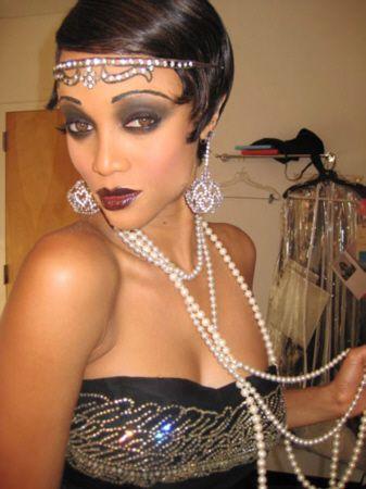 tyra runway | Black History Month on the Fashion Bomb: Josephine Baker's Influence ...