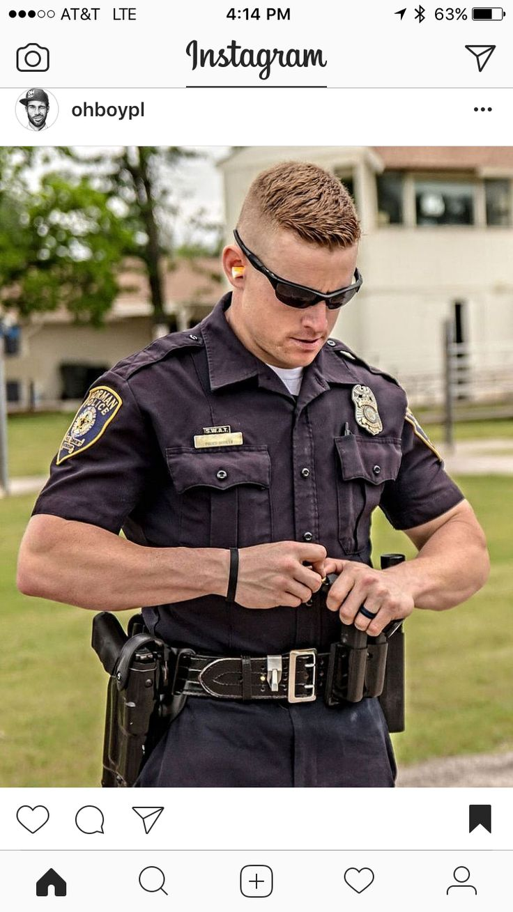 489 Best State Police And Police Haircuts Images On Pinterest Hot
