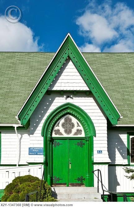 Church - Campobello Island, New Brunswick, Canada