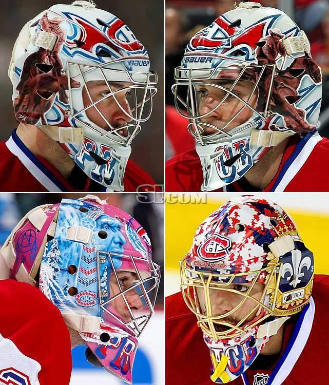 Price goalie mask