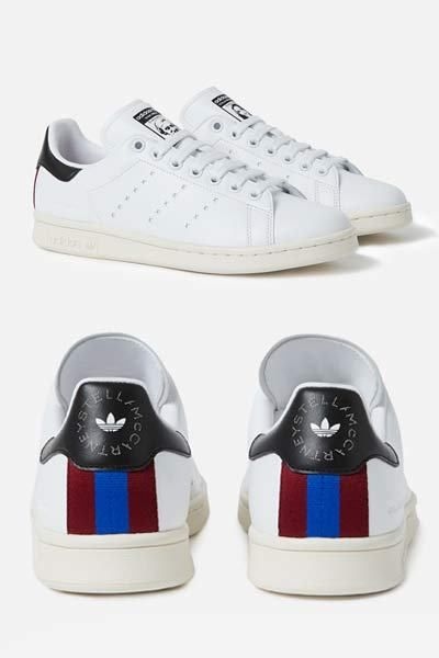 online retailer 8c692 f4599 Stella McCartney x Adidas - Stan Smith Vegan