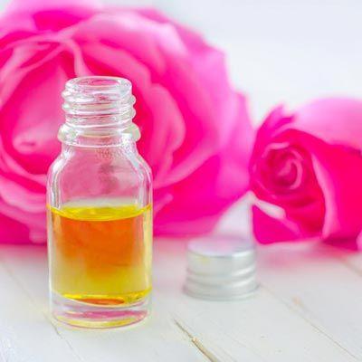 Parfum Rezept: Feminines fruchtiges Parfum mit Rosenduft | Eigenes Parfum selber mischen