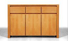 VOLO Schlafzimmer-Sideboard V115-3S3D Buche massiv