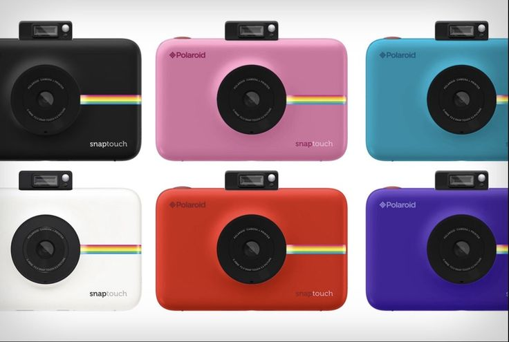 Polaroid Snap Touch,        semplicemente WOW!